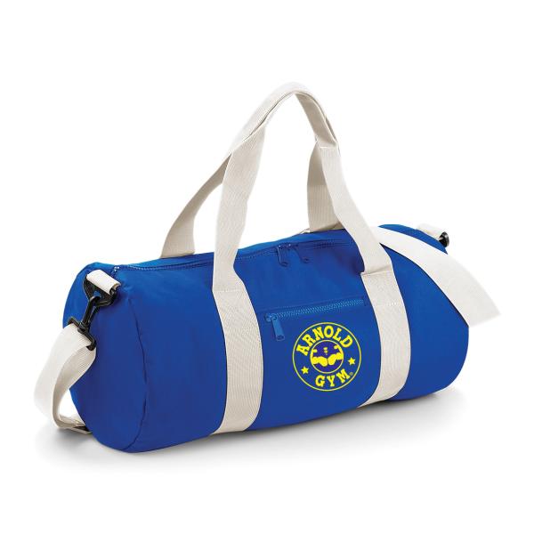 barrel gym bag-Arnold Gym Classic Fitness Bag