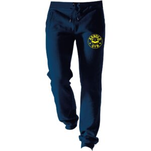 mens-mission fitness-bodybuilding-gym-navy-jogger-pants