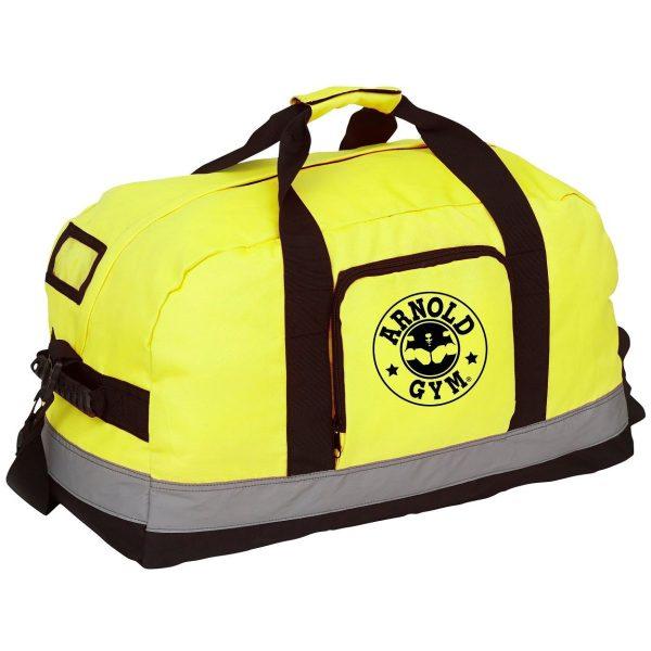 Multi Sports Gym Waterproof Duffel Bag-arnold gym