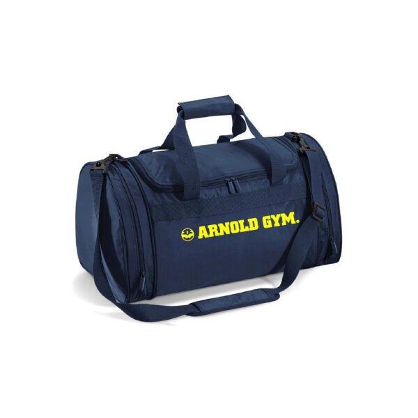 Essentials Sports Barrel Navy Bag Arnold Gym
