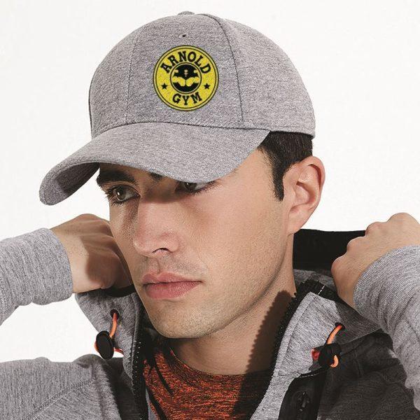 Athleisure Gym Caps-Arnold Gym Wear