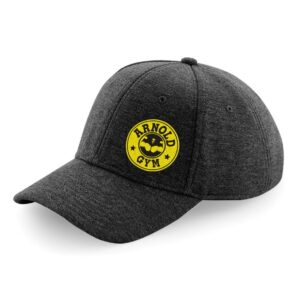 Athleisure Gym Caps-Sports Gym Baseball Caps-Arnold Gym