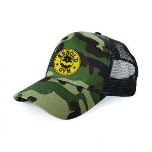 gym cap-predator camouflage hat- arnood gym