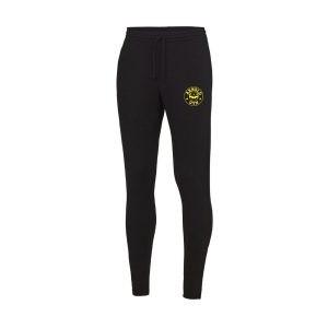 mens-fitness-athletic-jogger-black-pants arnold gym