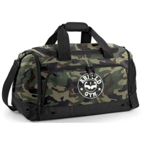 Predator Multi Sports Camouflage Duffle Gym Bag arnold gym
