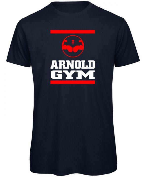 Arnold-Gym-Hercules-organicnavy-blue-fitness-t-shirt-HNBT