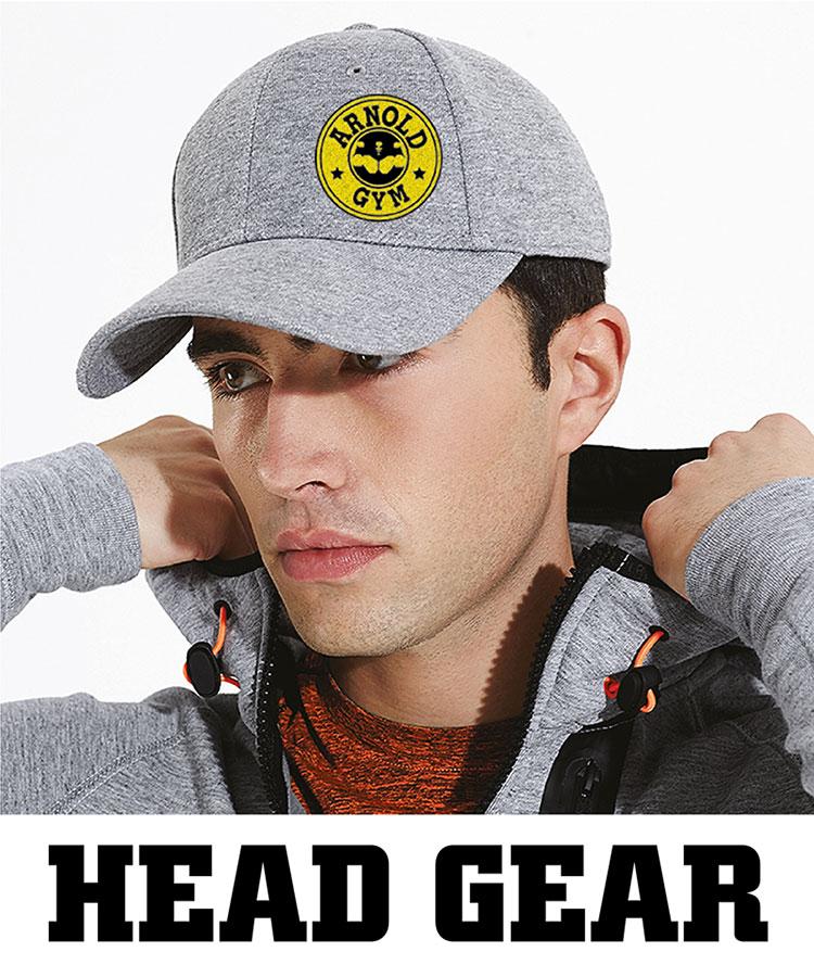 Arnold-Gym-Head-wear-baseball-caps-beanies-hats