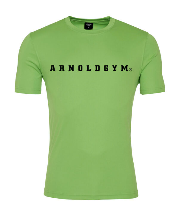 Arnold-Gym-active-fitness-cool-top-lime-green