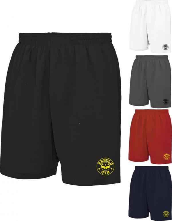 men's gym shorts-fitness shorts-Arnold gym wear