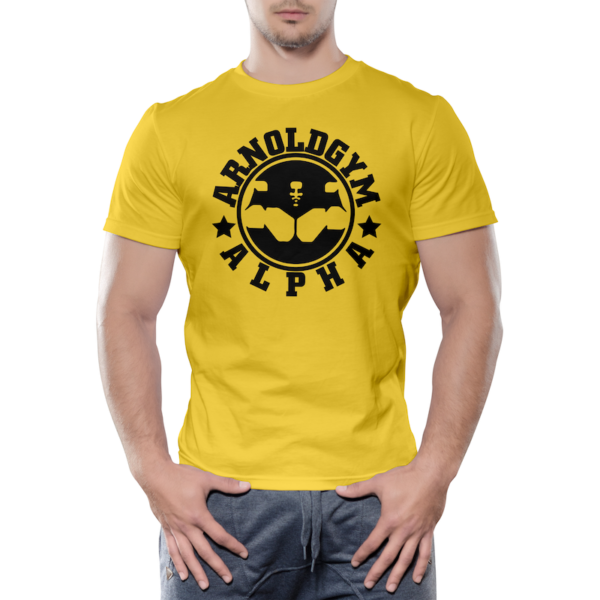 Alpha-gym-workout-training-gold-tops-t-shirts-arnold-gym
