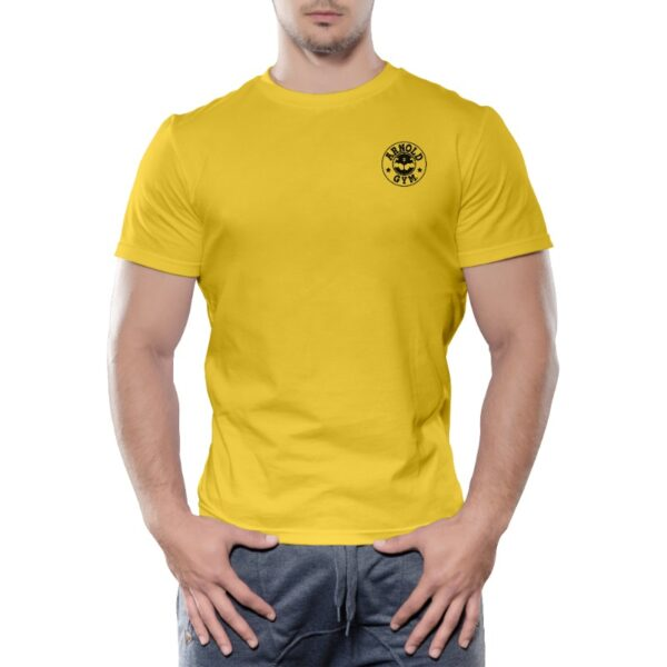 Arnolds-original-muscle-fit-bodybuilding-gym-t-shirt-gold_