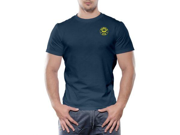 Arnolds-original-muscle-fit-bodybuilding-gym-t-shirt-navy